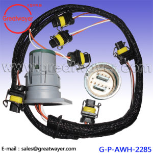 Fabulous China 12 Pin Te Connector Fuel Injector Wiring Harness For Perkins Wiring Digital Resources Instshebarightsorg