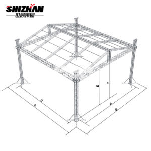Aluminum Truss/Truss Roof System/Truss Stage for Sale