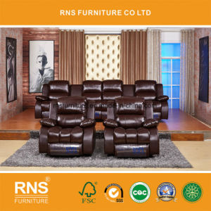 Rns Hot Recliner Sofa For Cinema And Home