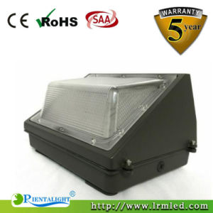 Surface Mounted 45W LED Wall Pack Light for Outdoor Security Lighting