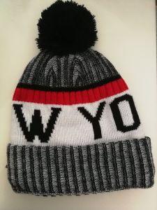 731d40e2a USA Football Team New York Beanie Plain Knit Ski Hat Skull Cap Cuff Warm  Winter Blank Colors Unisex Beany