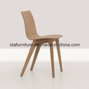Modern Hotel Furniture Solid Wood Dining Morph Chair