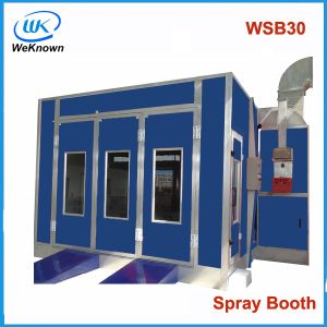 High Quality Good Price Spray Booth