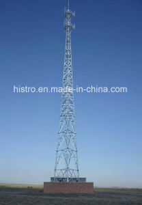 Antenna Telecom Tower with Angle Steel