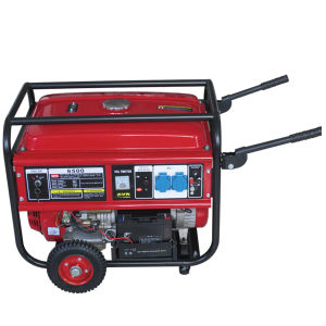 3500W 4500 Big Power Gasoline Generator pictures & photos