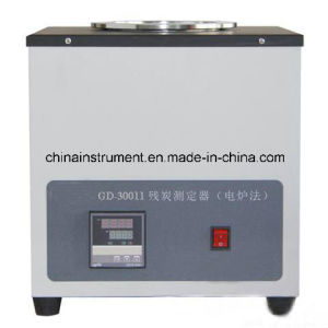 Gd-30011 Lubricating Oils Electric Furnace Method Carbon Residue Tester pictures & photos