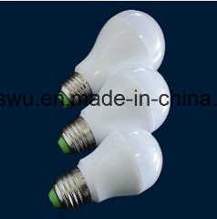 High Lumen LED Bulb Plastic and Aluminium Light pictures & photos