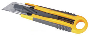 Plastic Utility Knife (NC35-1) pictures & photos