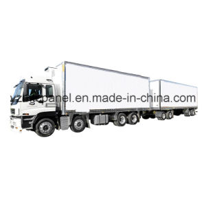 High Strength FRP CBU Freezer Truck Body pictures & photos