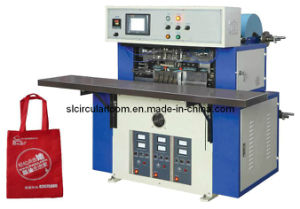 Automatic Non-Woven Handle Loop Fixing Machine (SL-600/800) pictures & photos