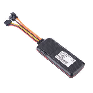 3G WCDMA GPS Tracker with Sos/Engine Cut off/ Temperature Detect/Speed Alarm