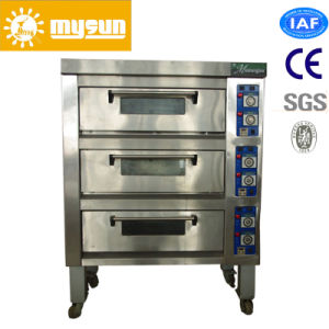 Capacity Available Stainless Fashion Bakery Deck Oven