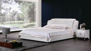 Leather Bed (WLNK-V90090#)