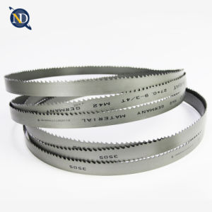 M51 Bimetallic Band Saw Blades for Cutting Stainless Steel pictures & photos