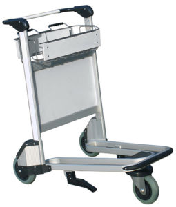 Stainless Steel Airport Trolley pictures & photos