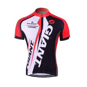 Custom Unisex Cycling Jersey with Sublimation Print pictures & photos