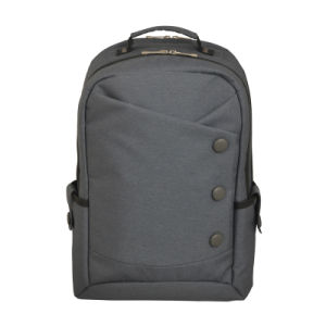 Slim Fashion Modern Design School Backpack Laptop Bag pictures & photos