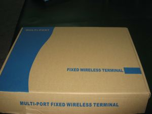 4 SIM Card GSM Fixed Wireless Terminal for PBX pictures & photos