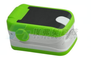 High Quality Lower Price OLED Finger Oximeter SpO2 pictures & photos