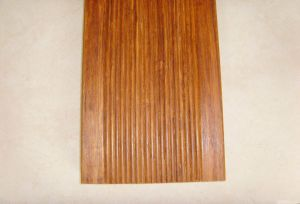 Hand Scraped Strand Woven Bamboo Flooring pictures & photos
