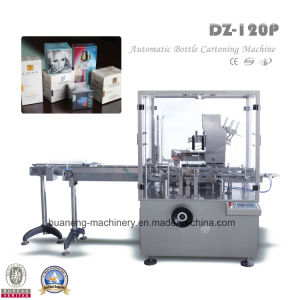 Cosmetic Automatic Bottle Cartoning Machine (DZ-120P) pictures & photos