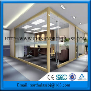 Hot Selling Interior Glass Partition Wall Safety Glass pictures & photos