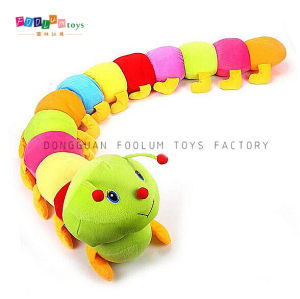 China (FL-223) Long Stuffed Children Game Toy, Plush Simulation Worm Toy -  China Children Toy and Plush Worm Toy price
