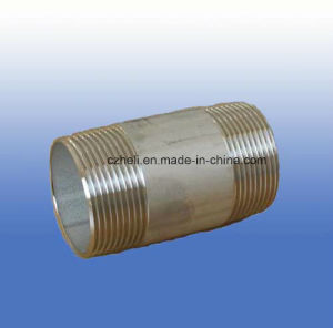 Stainless Steel Thread Fitting/Barrel Nipple pictures & photos