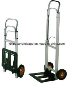 Heavy Duty Industrial Hand Trolley/ Cargo Hand Trolley Truck/ Dolly Cart pictures & photos