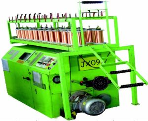 Fine Copper Wire Pay off Stand Machine for Buncher