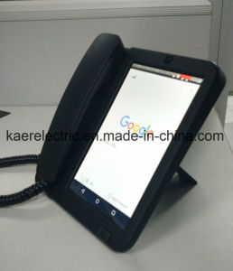 China Android Big Screen 4G Lte Fixed Wireless Phone - China