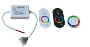 Wireless Touch RGB Remote LED Controller pictures & photos