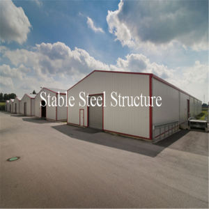 Peb Metal Building Steel Structure with Best Design pictures & photos