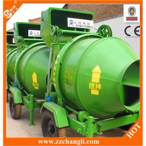 Mobile Concrete Mixer Philippines in Popular with India pictures & photos