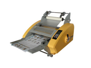 Advanced Thermal Laminating Machine with Hot and Cold Function (3816) pictures & photos