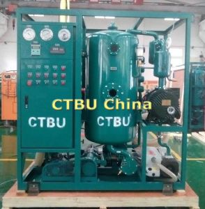 415volt Double Stage Transformer Oil Filteration Machine pictures & photos