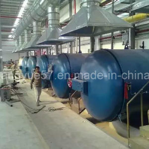Rubber Tyre and Shoes Vulcanizing Chamber Tank with Ce ISO SGS pictures & photos