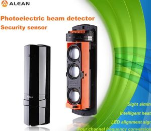 New Laser Beam Design Security Guard Uniform (CE approved)