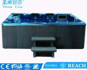 Monalisa 3m Hot Sexy Outdoor Jacuzzi SPA (M-3320) pictures & photos