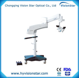 China Best Price of Opthalmic Equipment Eye Operating Microscope