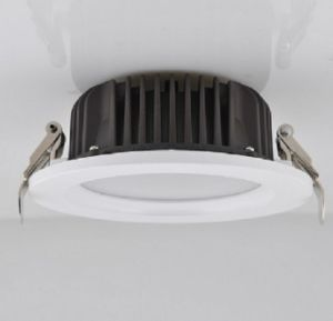 12W IP44 Hight Efficiency Aluminum Diecast LED Downlight pictures & photos