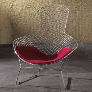 Wire Lounge Chair (TC-0173M)