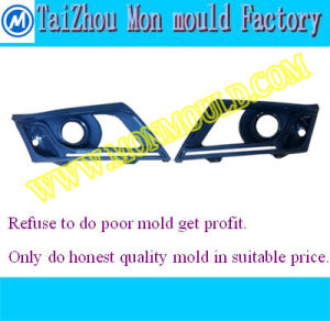 Plastic Auto Lamp/Light Frame Mould