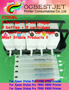 China 2200ml CISS (Continuous Ink Supply System) / Bulk Ink
