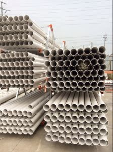 250*9.6mm 1.0MPa Water Supply UPVC Pressure Pipe