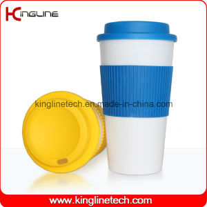 500ml Silicone Coffee Cup pictures & photos