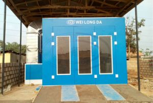 Wld6200 Auto Oven Painting Garage Booth pictures & photos