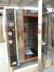 Electric Ce Approved Digital Computer Control Commercial Convection Oven (ZMR-8D) pictures & photos