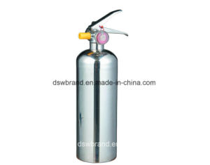 Stainless Steel Fire and Safety Extinguisher pictures & photos