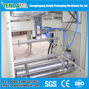 Automatic Bottle Sleeve Shrink Wrapping Machine with Ce Certificate pictures & photos